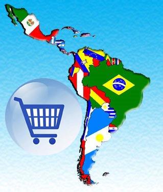 Crece el comercio electrónico en América Latina