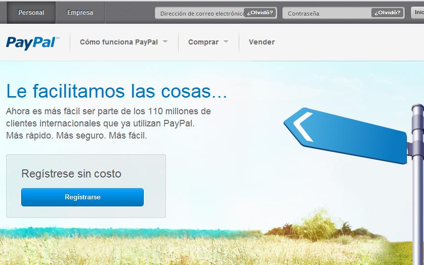 Paypal ratificó su bloqueo a operaciones de Argentina