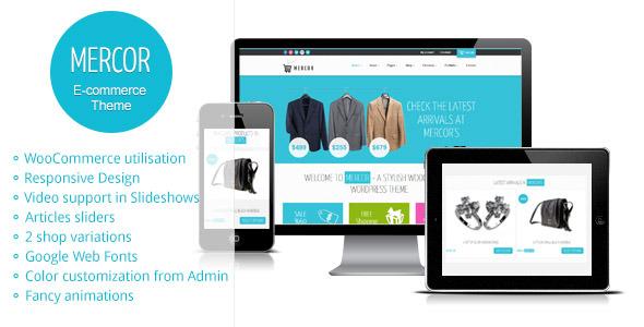 Mercor Themes Responsive WooCommerce para WordPress - Helthon Fuentes