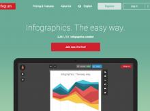 infografias con Infogr.am
