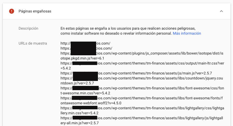 como eliminar manualmente el malware de mi web